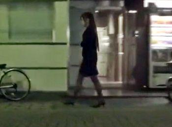 見知らぬ男によってレイプハメ撮りされた東京都在住の推定24歳のOLさん