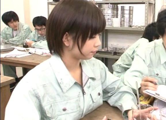 工業科で学ぶ超美少女が先生に「推薦できなくなっちゃうよ?」やんわり脅されて卑劣なセクハラを受ける