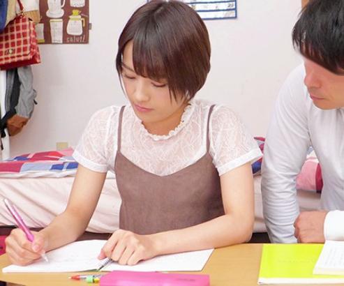 同級生同士で付き合う純情カップルの彼女が家庭教師の男にメチャクチャ寝取られていて鬱勃起w